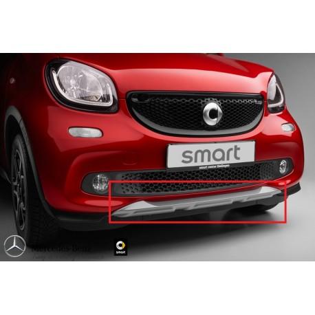 Original smart forfour 453 BRABUS optischer Unterfahrschutz vorn A4538205400