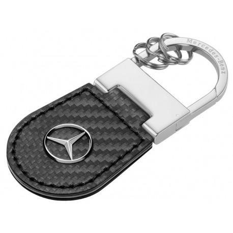 Original Mercedes-Benz Schlüsselanhänger Shanghai carbon B66958324 x