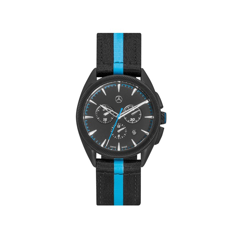 original mercedes benz armbanduhr chronograph uhr herren sport fashion m3. Black Bedroom Furniture Sets. Home Design Ideas