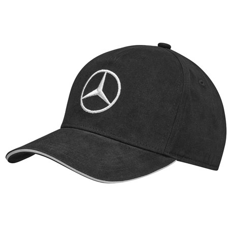 Original Mercedes-Benz Cap Schirmmütze schwarz Baumwolle B66954531