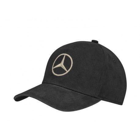 Original Mercedes-Benz Cap Damen schwarz Baumwolle B66954533