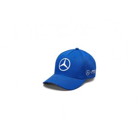 Original Mercedes-Benz Cap AMG Petronas Valtteri Bottas Blau B67996277