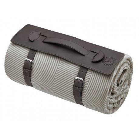 Original Mercedes-Benz Picknickdecke Decke Classic B66041563 von Fraas