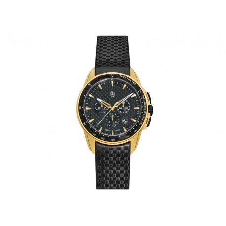Mercedes-Benz Chronograph Herren, Motorsport, Gold Edition