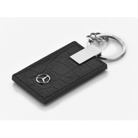 Original Mercedes-Benz Schlüsselanhänger Moskau schwarz silber B66953743