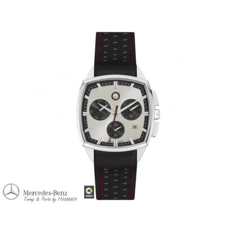 Original Mercedes-Benz Chronograph Classic Ralley Armbanduhr B66041679