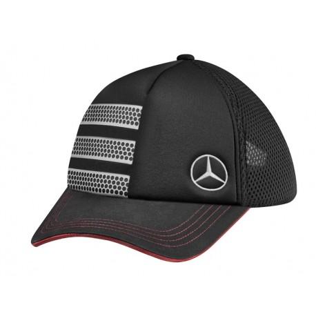 Original Mercedes-Benz Cap Basecap Trucker Actros schwarz B67871301