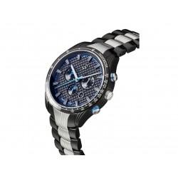 Orig. Mercedes-Benz Chronograph Armbanduhr Motorsport Herren schwarz B67995426