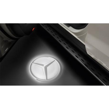 Original Mercedes-Benz LED Projektor Set 2-teilig CLA 118 CLS 257 A2178206800