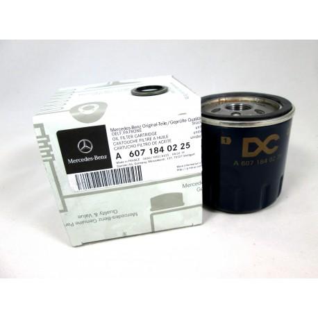 Orig. Mercedes-Benz Ölfilter Ölfilterpatrone Motor OM607 A-/B-Klasse A6071840225