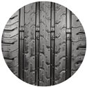 Continental ContiEcoContact 5 Sommerreifen 205/55 R16 91V