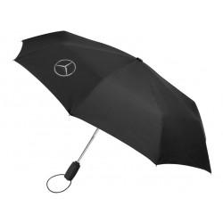 Original Mercedes-Benz Regenschirm Taschenschirm schwarz B66952631