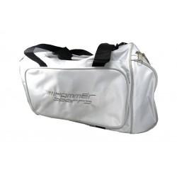 Schwarze Sporttasche im Hammer Sports Design