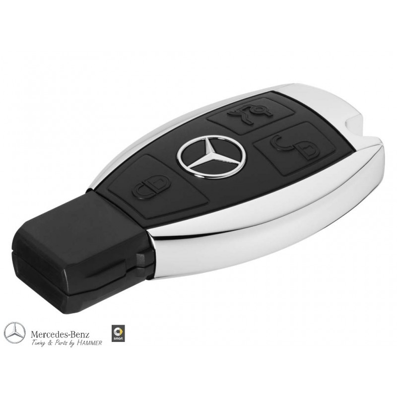 Original mercedes benz usb stick 8gb schl ssel edition for Mercedes benz flash drive with box
