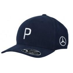 Original Mercedes-Benz Golf Cap Basecap Mütze blau Puma B66450528