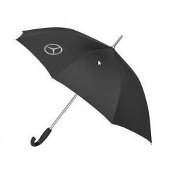 Original Mercedes-Benz Regenschirm Stockschirm Schirm schwarz B66958960