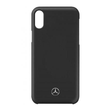 Original Mercedes-Benz Hülle Schutzhülle für iPhone XR schwarz B66955205