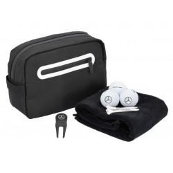Original Mercedes-Benz Golf Geschenkset Geschenk gross inkl. Golfbälle B66450406