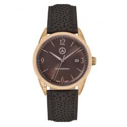 Orig Mercedes-Benz Armbanduhr Uhr Chronograph Herren Classic Automatik B66041677