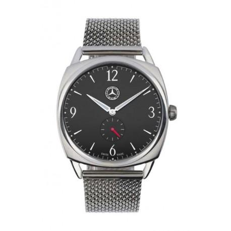 Original Mercedes-Benz Armbanduhr Uhr Herren Classic Tonneau B66042022