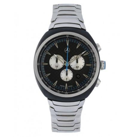 Original Mercedes-Benz Chronograph Armbanduhr Motorsport Herren B67996386