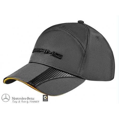 Original Mercedes Benz AMG GT Baseball Cap Schirmmütze anthrazit B66952708
