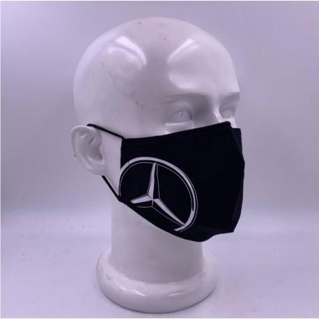 Original Mercedes-Benz Mund- und Nasenmaske Maske Mundschutz basic