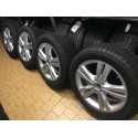 Mercedes-Benz ML / GLE 255/50 R19 107H Pirelli Scorpion inkl. RDKS Winterräder Kompletträder