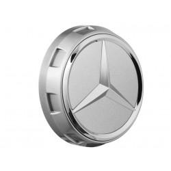 1x Original Mercedes-Benz Nabendeckel Radnabendeckel grau A00040009009790