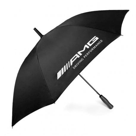Original Mercedes-Benz AMG Stockschirm Regenschirm Schirm schwarz Q10020232