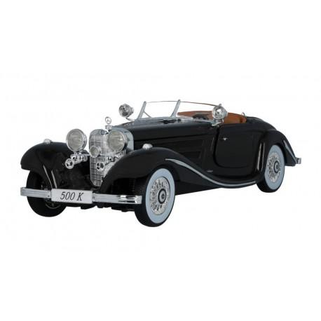 Original Mercedes-Benz Modellauto Modell 1:18 500 K W29 braun Maisto B66040667