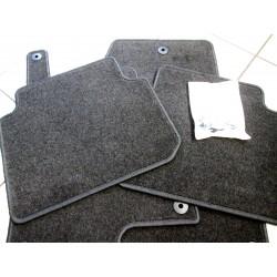 Original smart forfour 454 Fußmatten Velours Fußmattensatz 4-teilig A4546840103
