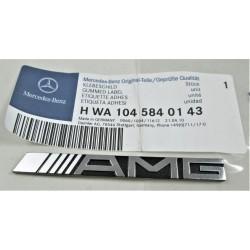 Original Mercedes-Benz AMG Klebeschild selbstklebend HWA1045840143