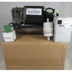 Orig. Mercedes Kompressor für Luftfederung inkl. Filter & Relais E-/S-Klasse CLS