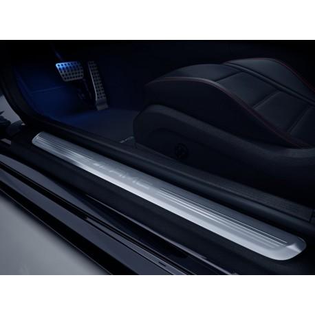 Original Mercedes-Benz AMG Einstiegschienen Set Abdeckschienen A2576802701