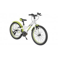 Orig. Mercedes-Benz Jugnedfahrrad Fahrrad Kinderfahrrad 20 Zoll weiß B66450196