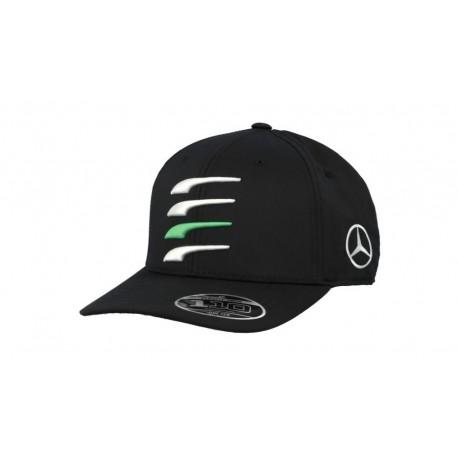 Original Mercedes-Benz Cap Basecap Golfcap Mütze schwarz B66450414
