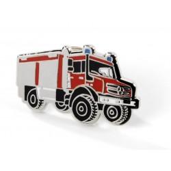Original Mercedes-Benz Unimog Pin Anstecknadel Ansteckpin Feuerwehr
