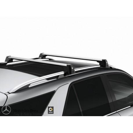 Original Mercedes-Benz Dachträger - Grundträger - Dachrelingträger GLE & ML A1668901393