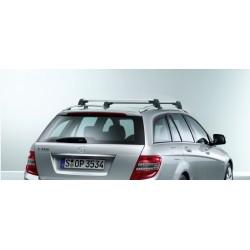 Original Mercedes-Benz Dachrelingträger - Grundträger C-Klasse S204 Kombi A2048901493