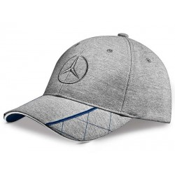 Original Mercedes-Benz Cap Basecap Baseballmütze B66952923 grau blau