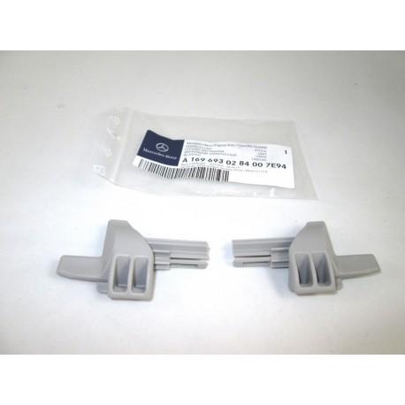 Original Mercedes-Benz Halter Verriegelung Laderaumabdeckung A-Klasse 169 / B-Klasse 245 alpacagrau