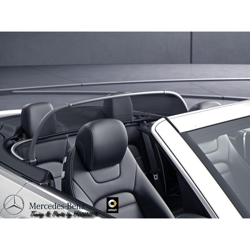 original mercedes windschott c klasse cabrio a205. Black Bedroom Furniture Sets. Home Design Ideas