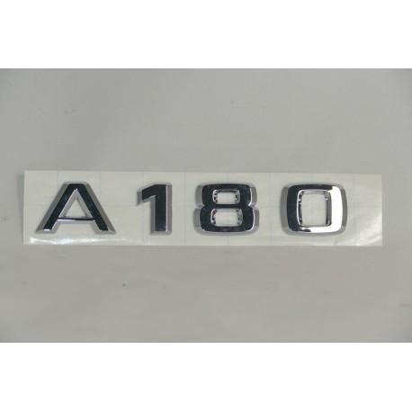 Typenkennzeichnung A 180