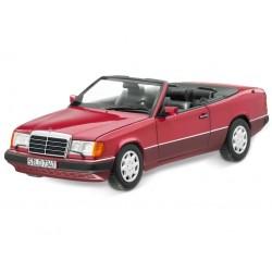 Mercedes-Benz 300 CE-24 Cabriolet, A124 (1992-1993), Norev, 1:18