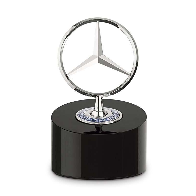 Original Mercedes-Benz Notizbuch Kunststoff Lanybook  schwarz