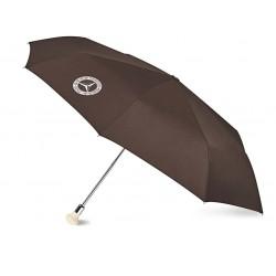 Regenschirm, Taschenschirm 300 SL - braun