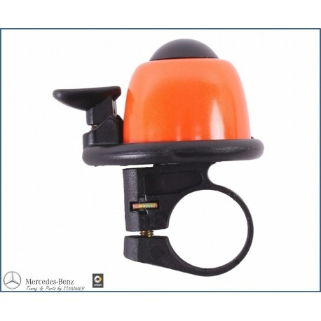 smart ebike Klingel orange