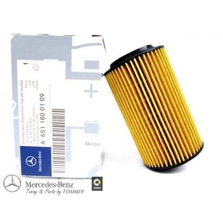 Ölfilter für den Mercedes-Benz Motor Typ 651