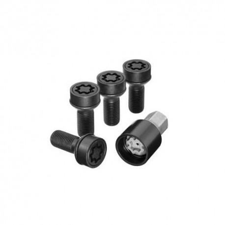 Original Mercedes-Benz Radsicherungssatz - Radsicherung M14 x 1,5 x 27